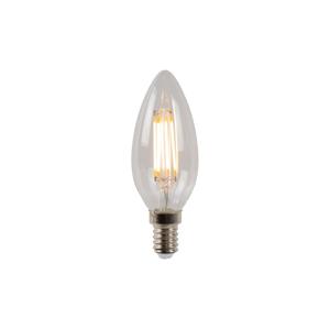 Lucide Stmievateľná LED žiarovka C37 E14/4W/230V - Lucide 49023/04/60 LC0476