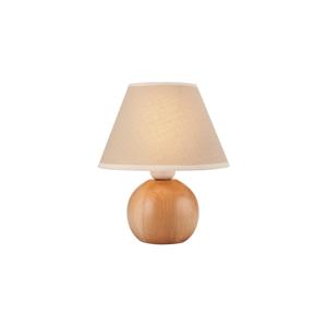Lamkur Stolná lampa JUTA 1xE27/60W/230V LA33075