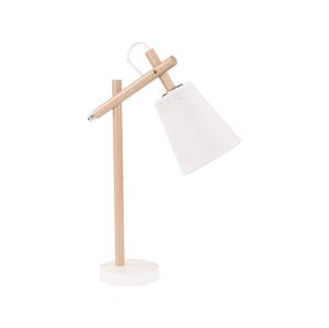 TK Lighting Stolná lampa VAIO WHITE 1xE27/60W/230V