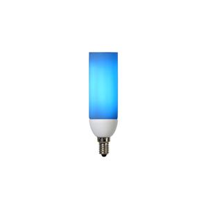 Lucide Úsporná žiarovka COLOČERENÁ E14/9W/230V modrá - Lucide 50331/09/35 LC2363