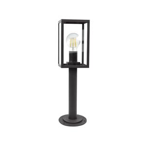 Polux Vonkajšia lampa MALMO 1xE27/15W/230V čierna