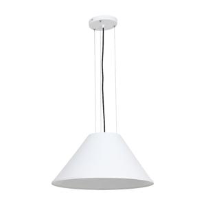 Luminex Závesné svietidlo ALTAR 1xE27/60W biele