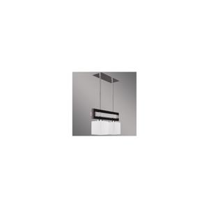 Luxera Závesné svietidlo SANGA 2xE14/60W hnedá 51252